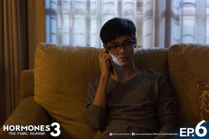 บอส จาก Hormones Season3 Episode 6