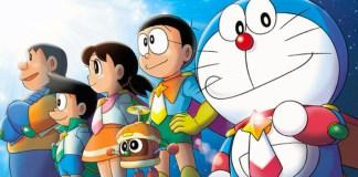 Doraemon Nobita Space Heroes