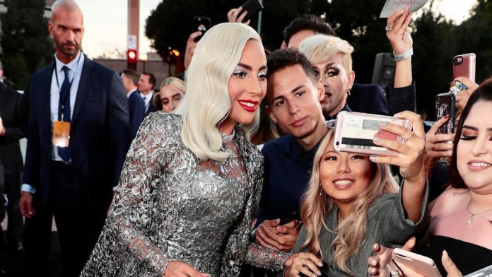 A Star is Born LA Premier