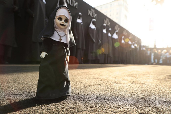 New Line Cinema's World Premiere of 'The Nun' at TCL Chinese Theatre, Los Angeles, CA, USA - 4 September 2018
