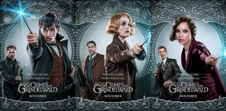 Fantastic Beasts 2 Poster