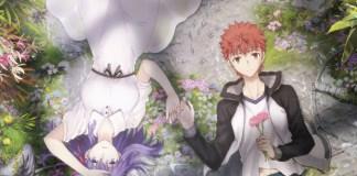 Fate Stay Night: Heaven's Feel II Lost butterfly