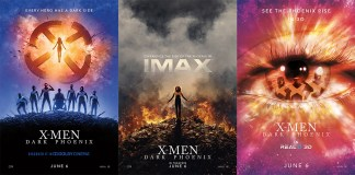 IMAX Real D Dobly Poster