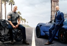 Fast and Furious: Hobbs and Shaw