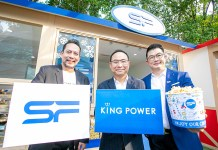 SF King Power Winter Village Presented by Kbank