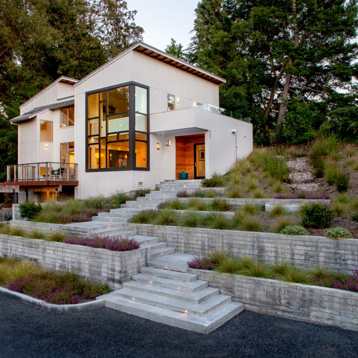 Sebastopol Hillside Home