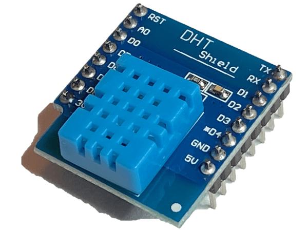 DHT11 Moisture Sensor