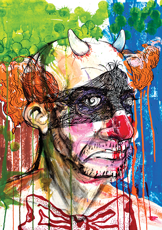 Horned Clown