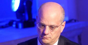 Jean-Michel Blanquer, French Minister of Education