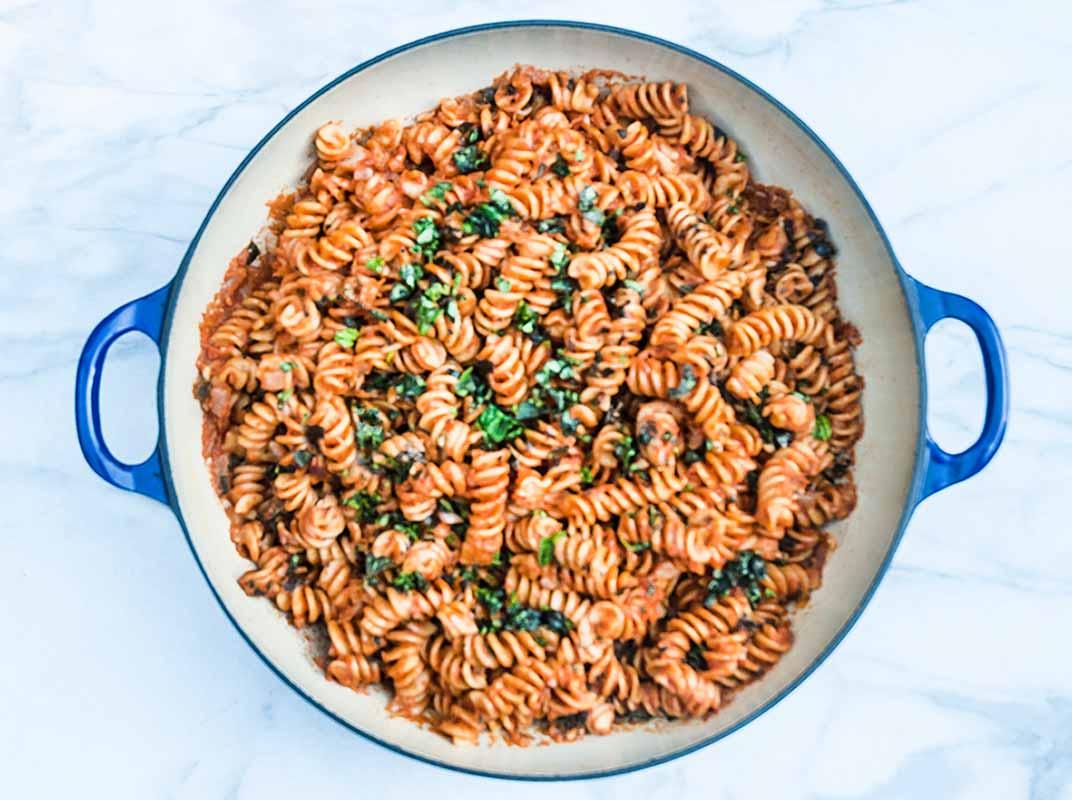 Artisanal Macaroni
