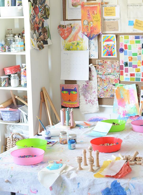 The Best Art Studios for Kids in the U.S. - Meri Cherry