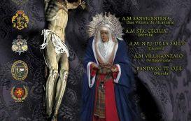 Sábado 17 de febrero VII Confraternidad de la Hermandad de la Vera Cruz