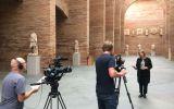 El patrimonio romano de Mérida protagoniza un documental para la TV francesa