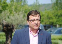 Fernández Vara volverá a ser el candidato del PSOE a la Presidencia de la Junta de Extremadura