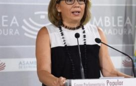 Monago preguntará a Vara por las medidas para flexibilizar la apertura del comercio en domingos y festivos