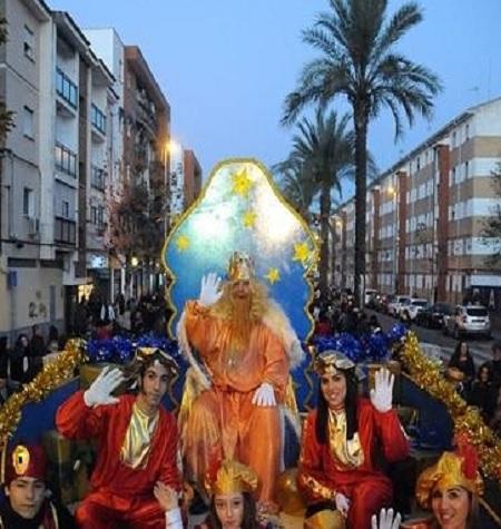 Se abre el plazo de inscripción de colectivos para la Cabalgata de Reyes de Mérida