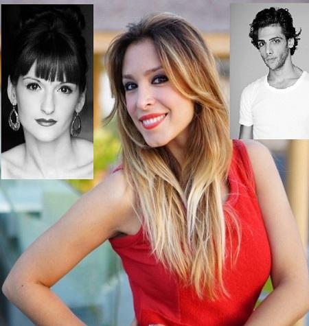 Cayetano Fernández y Graciela Monterde completan el reparto de 'La bella Helena', del 2 al 6 de agosto en el Teatro Romano de Mérida