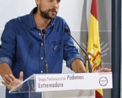 """""""El modelo económico de Fernández Vara no funciona y arrastra al paro a 3.381 personas más en enero"""""""