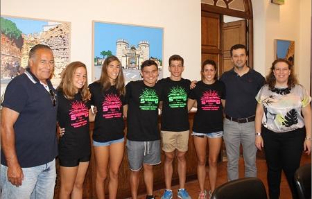La Escuela municipal de natación tendrá representación en los campeonatos de España de Málaga y Tarrassa
