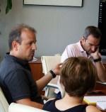 La Junta garantiza la seguridad y el desarrollo normal de la actividad lectiva en el colegio de la Antigua