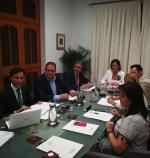El alcalde de Mérida preside la Comisión de Cultura y Educación del Grupo de Ciudades Patrimonio