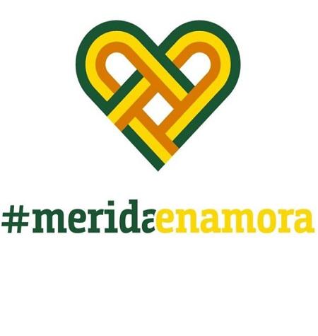 La marca #méridaenamora ya tiene logotipo