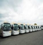 Más de 300 autobuses se desplazarán a Madrid para reclamar un Tren Digno Ya para Extremadura