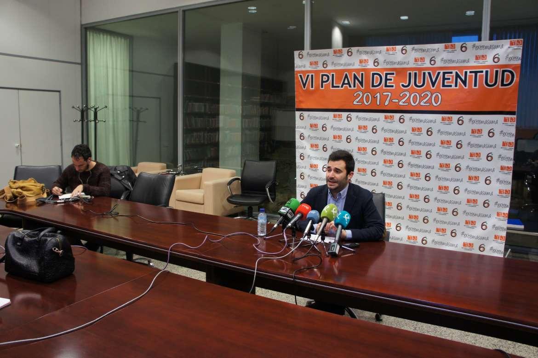 El Instituto de la Juventud de Extremadura ha duplicado en los últimos cuatro años los fondos destinados a ayudas a asociaciones juveniles y entidades