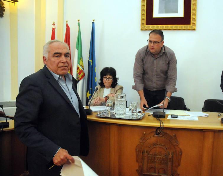 """Acedo: """"El Equipo de Gobierno socialista incumple manifiesta y constantemente los acuerdos plenarios"""""""