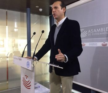 """El PP relaciona el paro """"con las políticas de la Junta, responsables de la falta de oportunidades"""""""