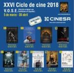 El segundociclo 2018, que organiza el cine club Forum, girará alrededor de laspelículas nominadas a los Óscar