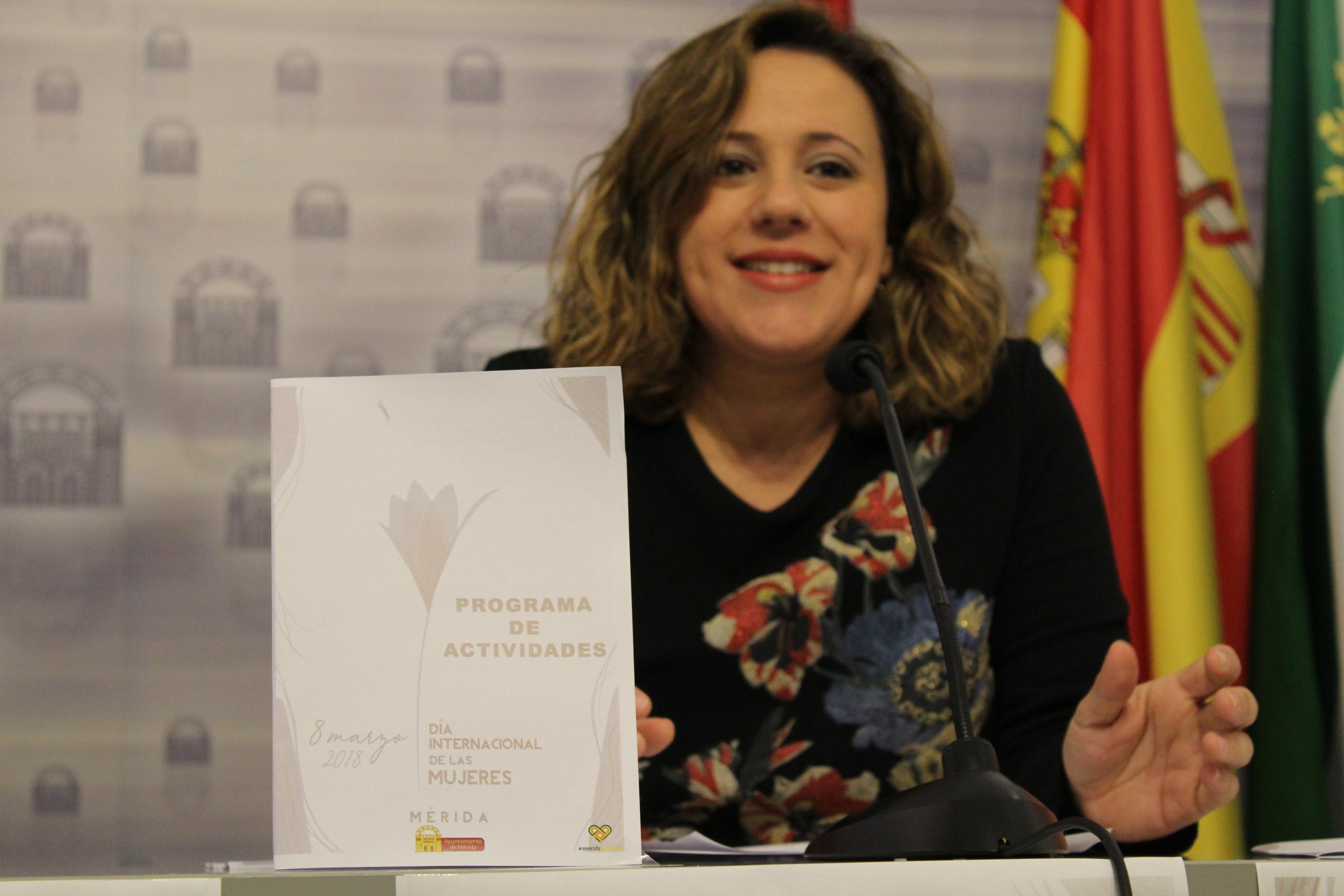 El Equipo de Gobierno emeritense manifiesta el compromiso con las mujeres en la defensa de los derechos de las políticas de igualdad
