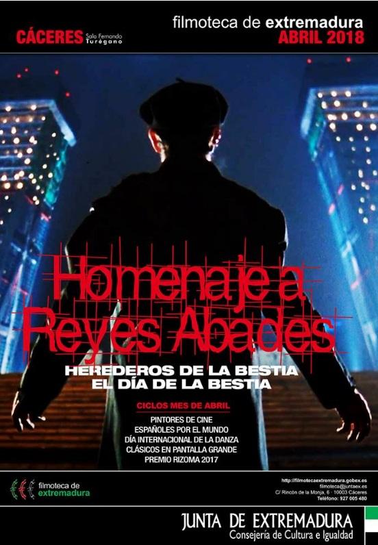 Pintores de cine, Españoles por el Mundo y un homenaje a Reyes Abades, entre las propuestas de Filmoteca para el mes de abril