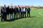 Inaugurado el campo de césped artificial de Nueva Ciudad
