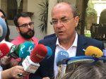 """Monago no comparte con la Junta que el dictamen sobre la LEGIO sea todo """"parabienes"""""""