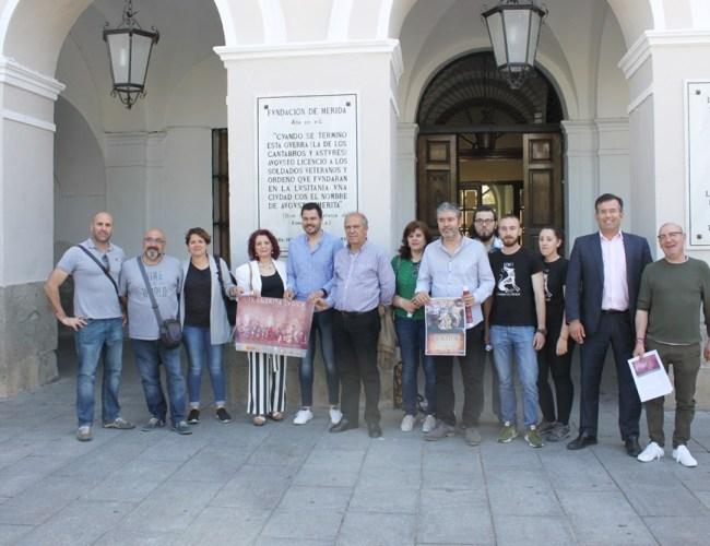 Se presenta el programa de actividades para la IX edición de Emerita Lvdica