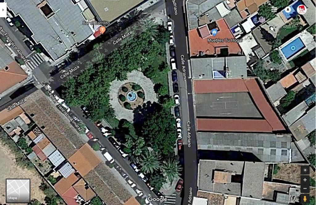 IU-Mérida asegura que la ampliación de la zona azul incumple la ordenanza municipal
