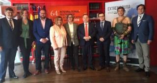 El Festival de Mérida presenta su programación por primera vez en Bruselas