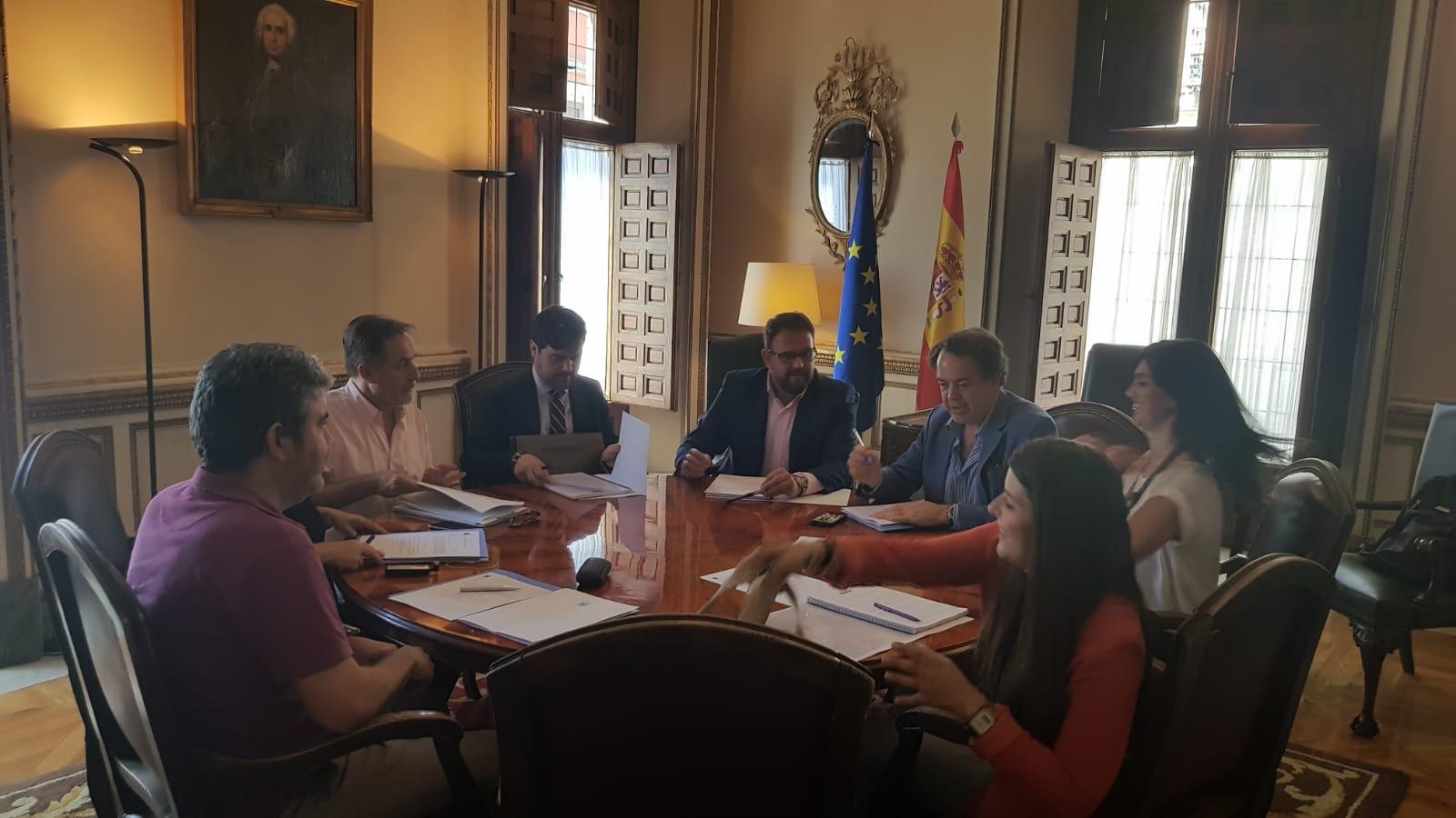 Constituida la Comisión Técnica del Año de Especial Interés Público del XXV Aniversario de Mérida como Ciudad Patrimonio
