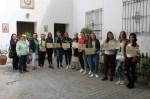 12 jóvenes finalizan el curso de Dependienta de Comercio organizado por la Conferencia de San Vicente