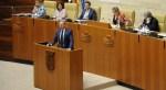"""Monago propone a Vara blindar los principios constitucionales que """"están en peligro"""" con Pedro Sánchez"""