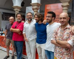 'Filoctetes' clama contra las guerras en el Festival de Mérida