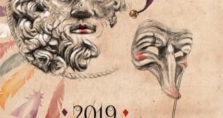 Silvia Panea se alza con el premio del concurso de Cartel del Carnaval Romano 2019