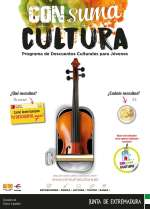 """El programa """"Consuma Cultura"""" ofrece descuentos para jóvenes en eventos teatrales, musicales y libros"""