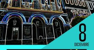 Mañana sábado, 8 de diciembre, se proyecta el video maping en la fachada del Ayuntamiento de Mérida