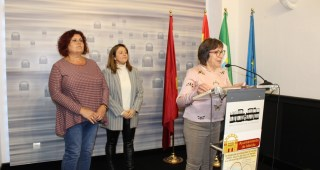 """La Federación de Asociaciones de Vecinos entrega los I Premios Solidaridad """"Ciudad de Mérida"""""""
