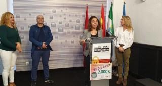 """La Asociación de Comerciantes Emerita Augusta lanza la segunda edición del """"Rasca y gana"""""""