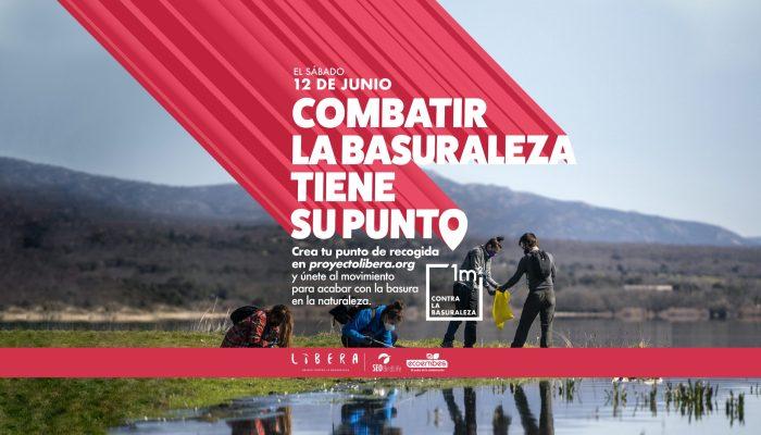 Extremadura se moviliza de nuevo para liberar de basuraleza 74 espacios naturales