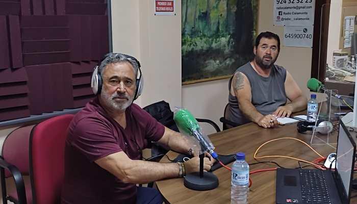 """«Misterios, Enigmas y Radio». Un programa de """"la radio municipal"""" elaborado por vecinos de Calamonte"""