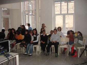 2006 optreden leerlingen 2